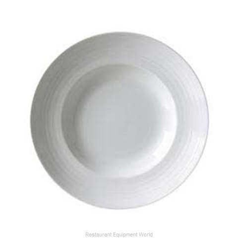 Vertex China CB-23 Vertex China Crystal Bay Embossed Designed Porcelai (Magnified)