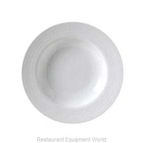 Vertex China CB-3 Vertex China Crystal Bay Embossed Designed Porcelain