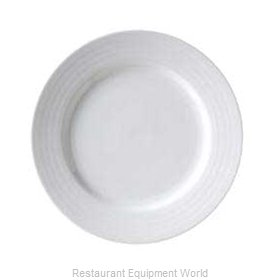 Vertex China CB-6 Vertex China Crystal Bay Embossed Designed Porcelain