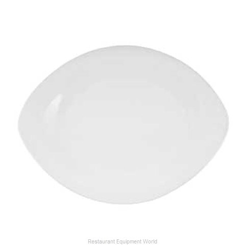 Vertex China CO-W13 China Plate