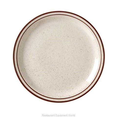 Vertex China CRV-8 China Plate