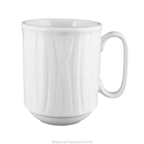 Vertex China GV-17-W-B Mug, China