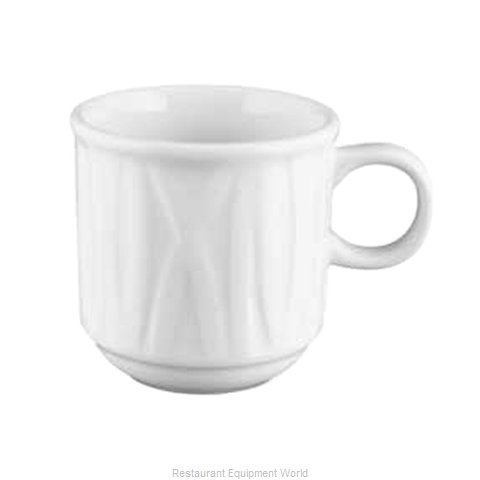 Vertex China GV-35-W-B China Demitasse Cup