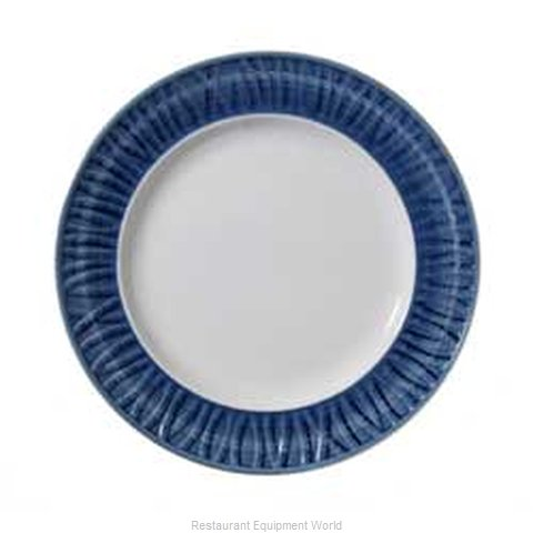 Vertex China GV-6-W-B China Plate