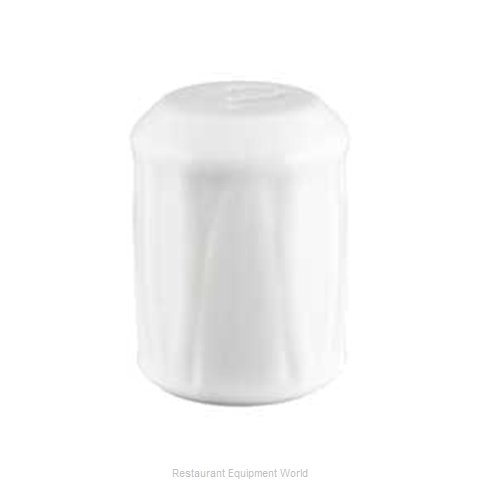 Vertex China GV-PS-W-B China Salt Pepper Shaker