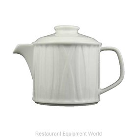 Vertex China GV-TP-W-B China Coffee Pot Teapot