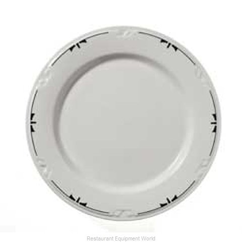 Vertex China KF-16-TX-BK China Plate