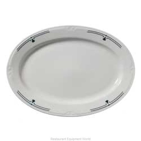 Vertex China KF-93-PN-FG China Platter