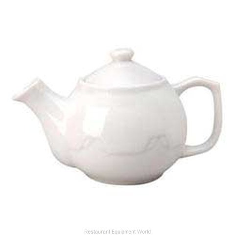 Vertex China KF-TP-TX-BK China Coffee Pot Teapot