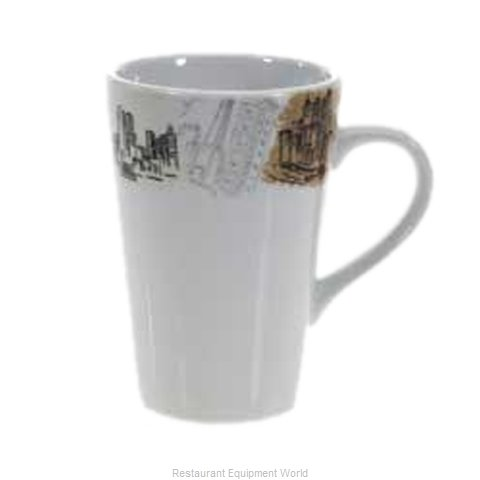 Vertex China NVD-P-CS China Mug