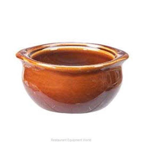 Vertex China OSC-10-B Soup Bowl Crock, Onion