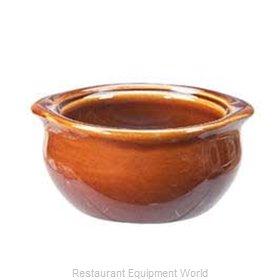 Vertex China OSC-12-B Soup Bowl Crock, Onion