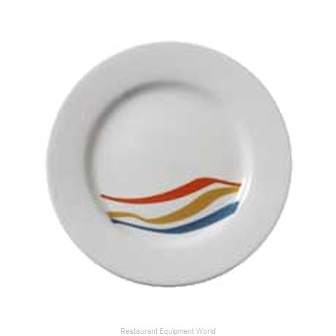 Vertex China RB-6-AH China Plate