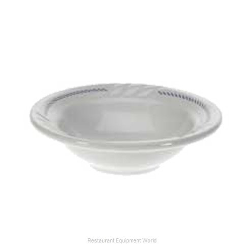 Vertex China SAU-11-BR-CB Bowl China 0 - 8 oz 1 4 qt