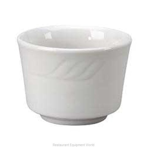 Vertex China SAU-4-BR-SG Bouillon Cups, China (Magnified)