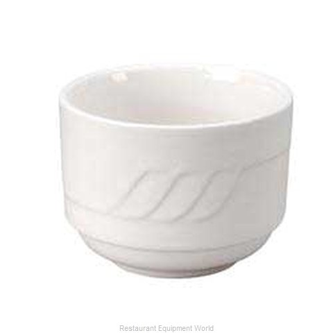 Vertex China SAU-4S-W-P Sugar Bowl China