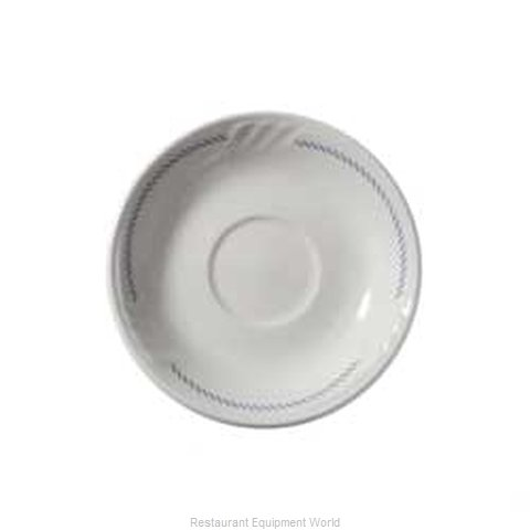 Vertex China SAU-55-BR-CB China Saucer