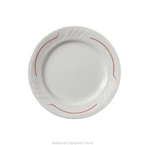 Vertex China SAU-8-SO-BD China Plate