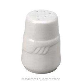 Vertex China SAU-PS-W-M China Salt Pepper Shaker