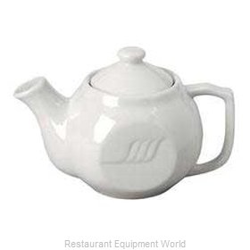 Vertex China SAU-TP-W-Y China Coffee Pot Teapot