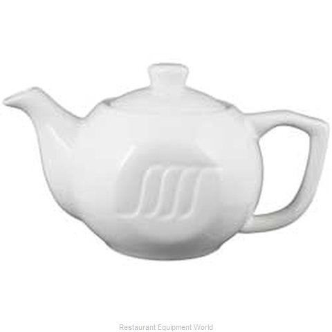 Vertex China SAU-TP2 China Coffee Pot Teapot