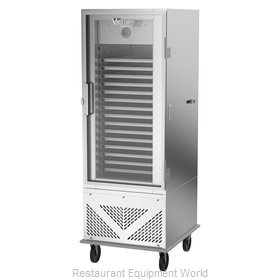 Victory ACRS-1D-S1-G-HC Refrigerator, Air Curtain
