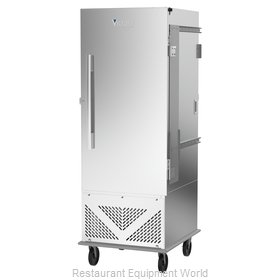 Victory ACRS-1D-S1-PT-SD-HC Refrigerator, Air Curtain
