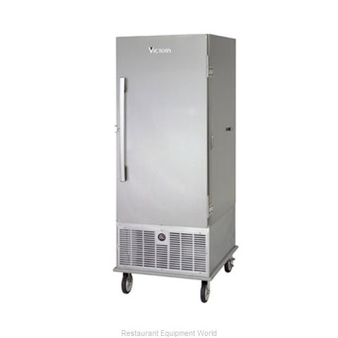 Victory ACRS-1D-S1-STS-GD Refrigerator, Air Curtain