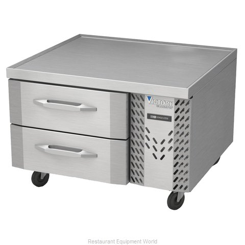 Victory CBF36-1 Freezer Counter, Griddle Stand