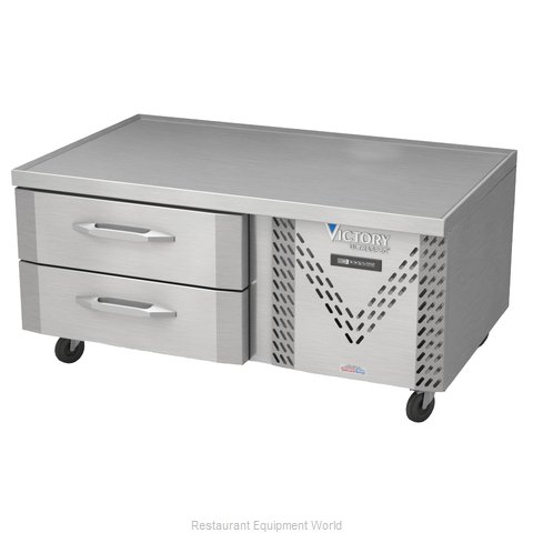 Victory CBF52-1 Freezer Counter, Griddle Stand