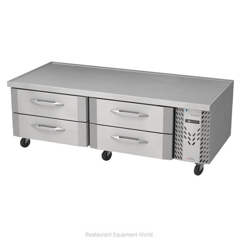 Victory CBF72-1 Freezer Counter, Griddle Stand