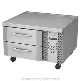 Victory CBR36HC-1 Equipment Stand, Refrigerated Base