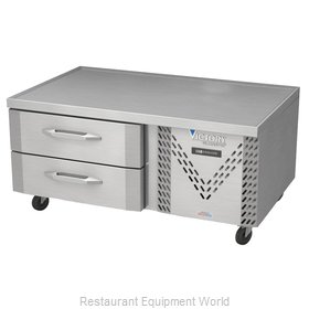 Victory CBR52HC-1 Equipment Stand, Refrigerated Base