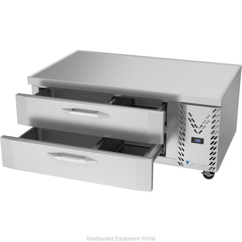 Victory CBR52HC Equipment Stand, Refrigerated Base