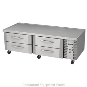 Victory CBR72HC-1 Equipment Stand, Refrigerated Base