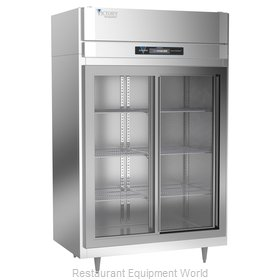 Victory DRS-2D-S1-LD-HC Refrigerator, Reach-In