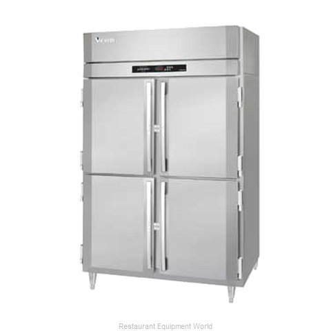 Victory FA-2D-S1-HD Reach-In Freezer 2 sections