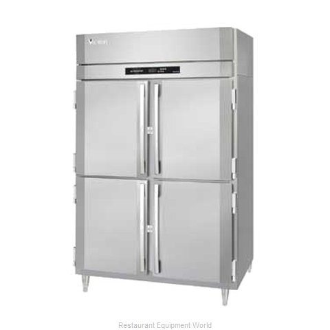 Victory FA-2D-S1-PT-HD Pass-Thru Freezer 2 sections