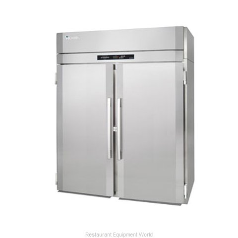 Victory FIS-2D-S1-HC Freezer, Roll-In