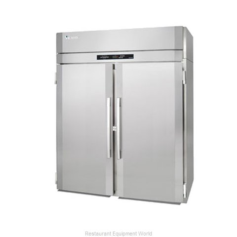 Victory FIS-2D-S1 Freezer, Roll-In