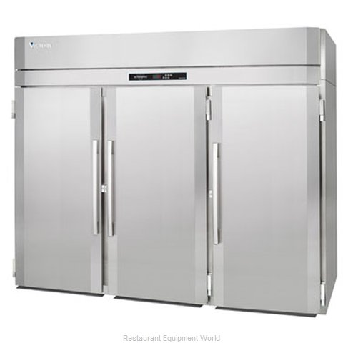 Victory FISA-3D-S1-PT-HC Freezer, Roll-Thru