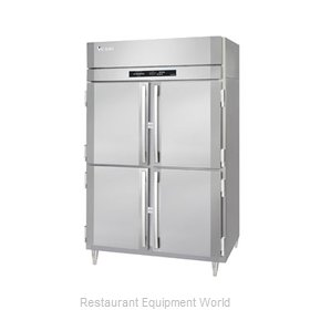 Victory FS-2D-S1-EW-HD Freezer, Reach-In