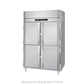 Victory FS-2D-S1-EW-HS Freezer, Reach-in