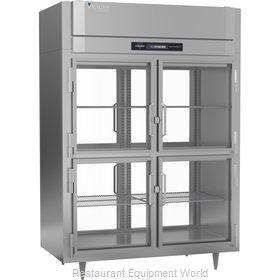 Victory FS-2D-S1-EW-PT-HG-HC Freezer, Pass-Thru