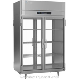 Victory FS-2D-S1-PT-GD-HC Freezer, Pass-Thru