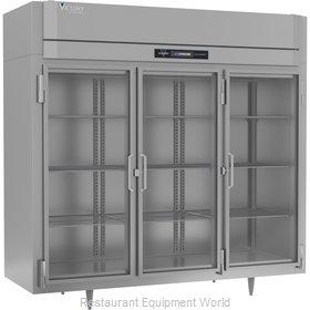 Victory FS-3D-S1-EW-GD-HC Freezer, Reach-In