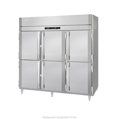 Victory FS-3D-S1-EW-HD Freezer, Reach-In