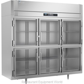 Victory FS-3D-S1-EW-HG-HC Freezer, Reach-In