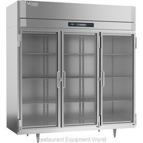 Victory FS-3D-S1-GD-HC Freezer, Reach-In