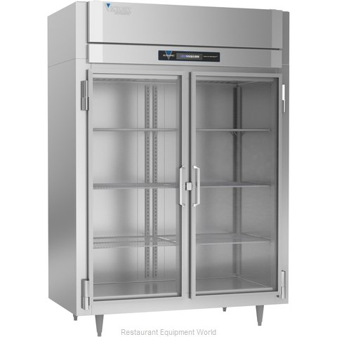 Victory FSA-2D-S1-EW-GD-HC Freezer, Reach-In
